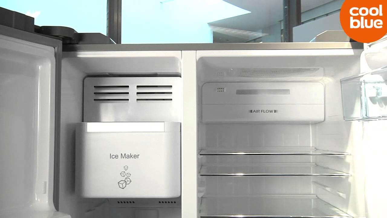 haier hrf 628if6 videoreview en unboxing nl be youtube. Black Bedroom Furniture Sets. Home Design Ideas