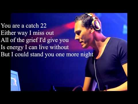 Tiësto - Wasted (ft. Matthew Koma) Lyric Video