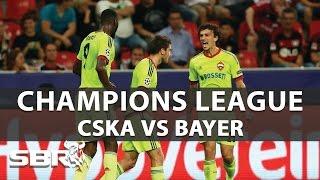 Video CSKA Moscow vs Bayer Leverkusen | Champions League Predictions | Tuesday 22nd November download MP3, 3GP, MP4, WEBM, AVI, FLV April 2018