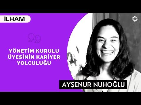 DENEYİM SAHİBİ OL - (Yönetim Kurulu Üyesi) - Ayşenur Nuhoğlu | BinYaprak