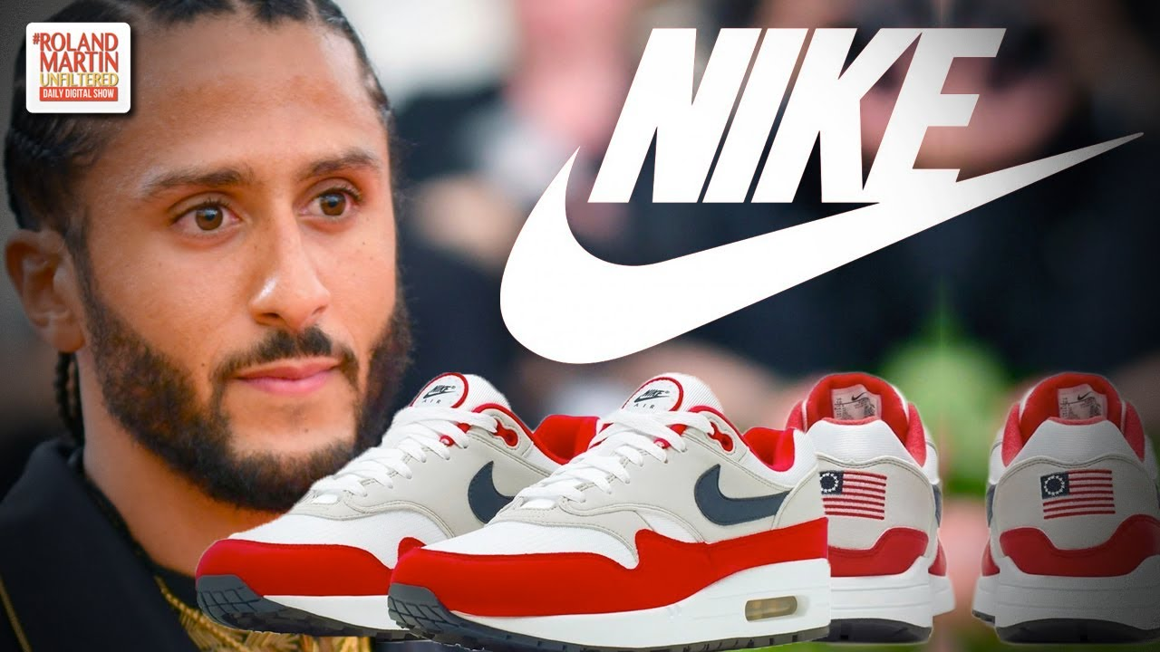Nike Yanks 'Betsy Ross Flag' Sneakers After Colin Kaepernick Reportedly Called Them Offensive