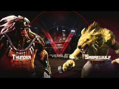 Killer Instinct Season 2 Xbox One - Online Ranked Set 1: Trillaboss17 (Chief Thunder)