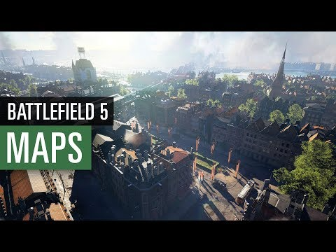 Battlefield 5   Die Karten im Überblick thumbnail