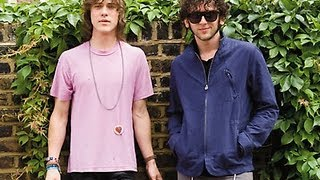 MGMT Exclusive Sixty Second Interview