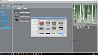 Scratch Программирование для детей знакомство с программой