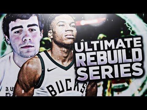 BIGGEST TRADE OF THE SERIES!! ULTIMATE REBUILDING SERIES #5 - NBA 2K18