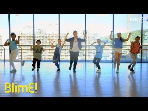 BlimE-dansen 2018 - BlimE - Freddy Kalas - NRK Super