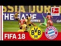 Dortmund vs. Bayern - FIFA 18 Prediction with EA Sports