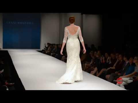 Sassi Holford Bridal - Spring 2014 Runway Show New York