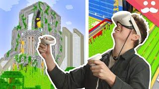 Hermitcraft in Minecraft VR