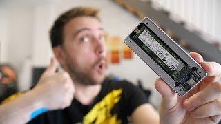 L' SSD NVME ESTERNO DEFINITIVO A 10Gb/s ⚡️ thumbnail