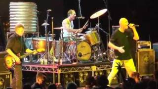 Midnight Oil - Sometimes (Live in Canberra 12/3/2009)