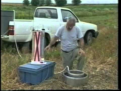 Video for Students of Soil Technology - Measurement and Data Evaluation