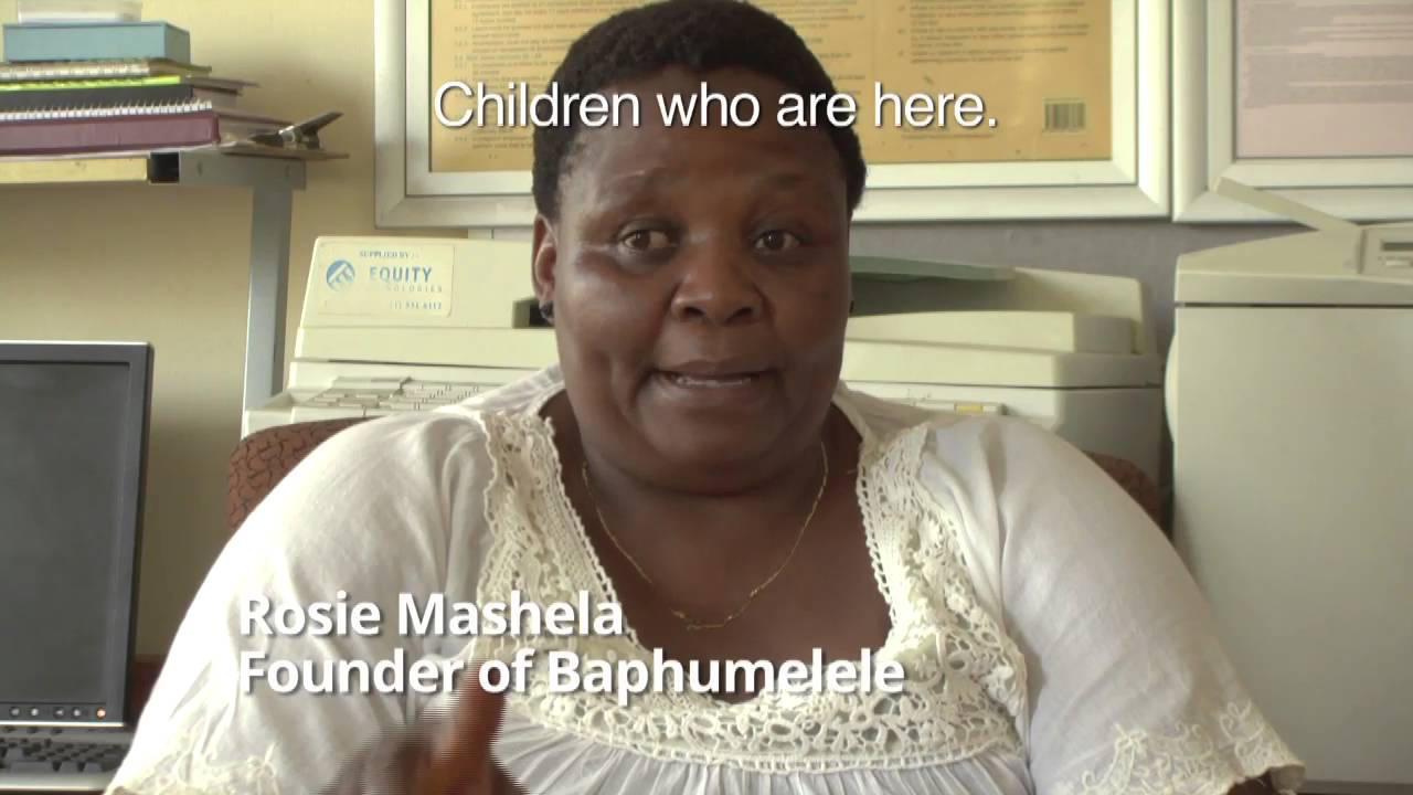 Season 6 Episode 51 Baphumelele Children's Home