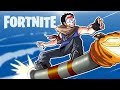 FORTNITE BR - Funny Moments, Wins And Fails! (ROCKET RIDE)