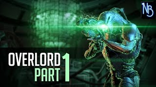 Mass Effect 2 Overlord Walkthrough Part 1 No Commentary