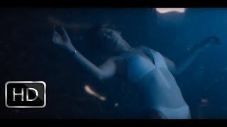 Passengers:Jennifer Lawrence  Loosing gravity in swimmig pool HD