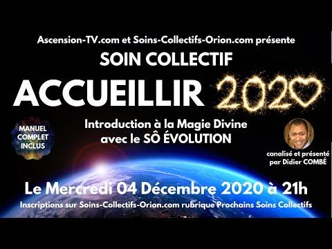 """Soin Collectif : """"Accueillir 2020"""" avec le Sô Évolution le 04/12/2019 à 21h"""