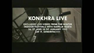 Konkhra - Drowning Dead Dreaming