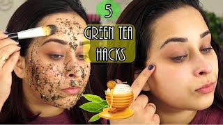 5 WAYS TO USE GREEN TEA | FOR SOFT GLOWING SKIN