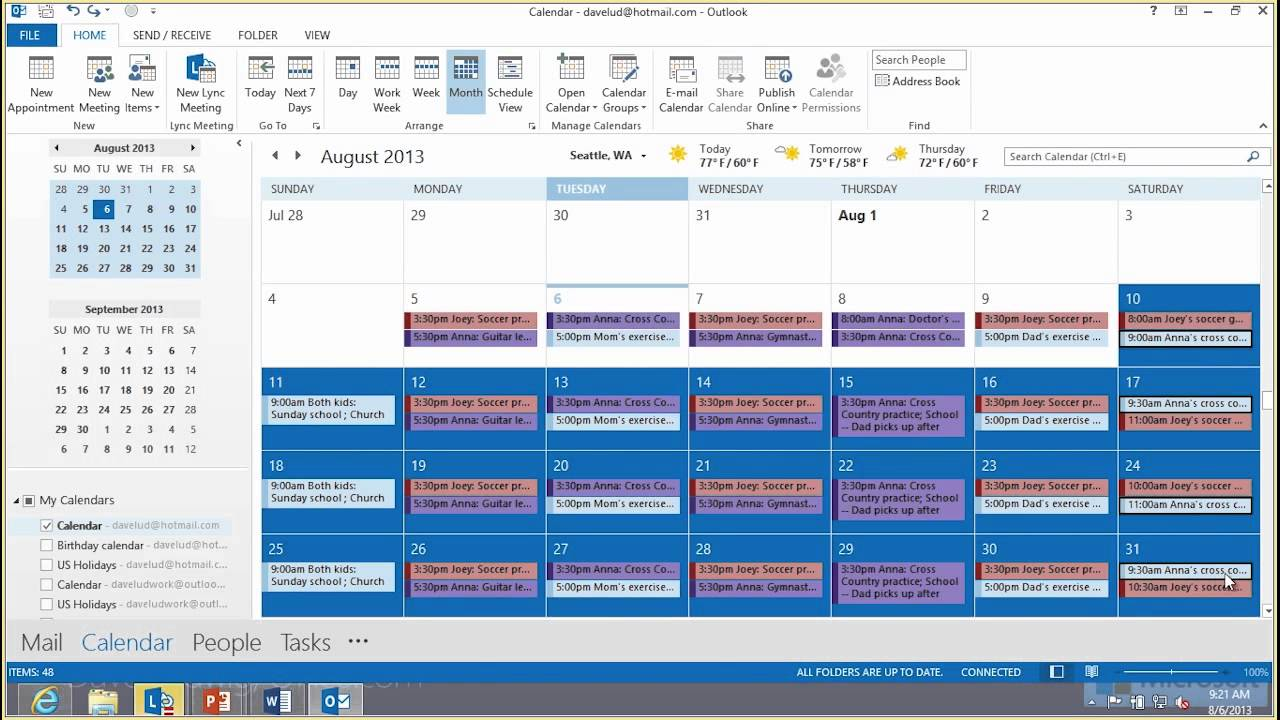 Office 2013 15 Minute Webinar Managing A Complex