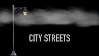 City Streets (Lyric Video) - Anna Robinson Official