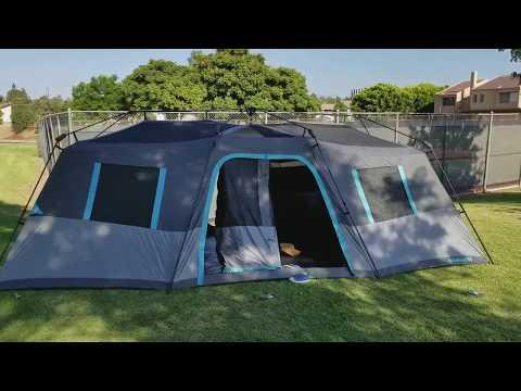 Ozark Trail Dark Rest 12 person Tent