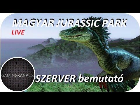 ARK : Magyar Jurassic Park szerver próba