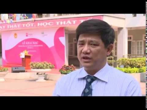 Olympic Tiếng Anh Tiểu học 2015 - Language Link Vietnam