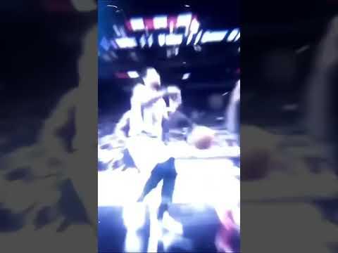 aggressive revenge taking in basketball 1000 simple IQ used #shorts #basketball #revengein game #rip