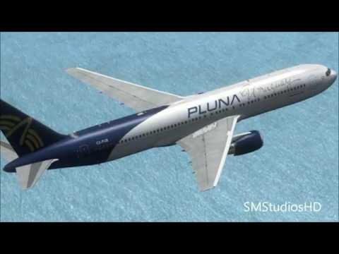 SMStudiosHD Boeing 767-300ER Pluna Uruguay ( FSX )