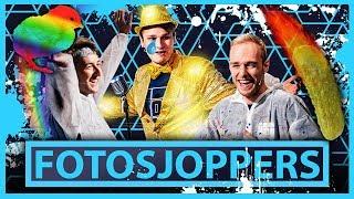 RONALD MOET JULLIE WAT VERTELLEN... met Jeremy, Joost en Ronald | FOTOSJOPPERS | LOG
