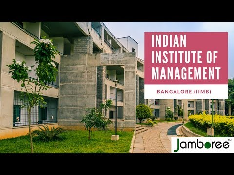 Rendezvous with Indian Institute of Management Bangalore (IIMB)