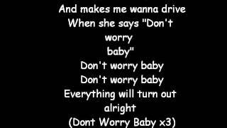 Скачать Don T Worry Baby Lyrics Beach Boys