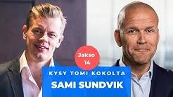 #KysyTomiKokolta14: Vieraana Sami Sundvik