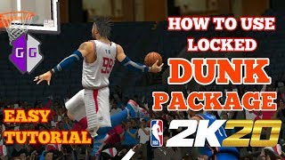 Gameguardian Tutorial-how to use locked DUNK PACKAGE-NBA 2K20