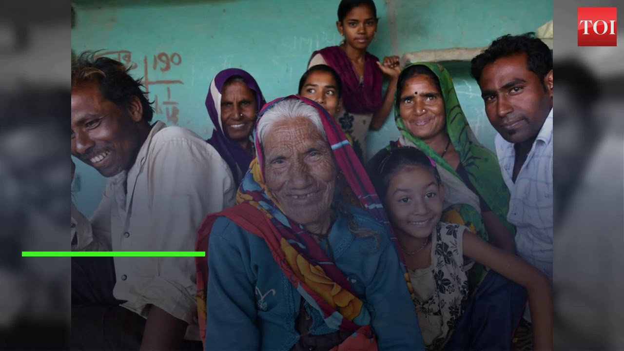 a62cd87e66 Title: Doodh-roti and laughter in Madhya Pradesh village of centenarians