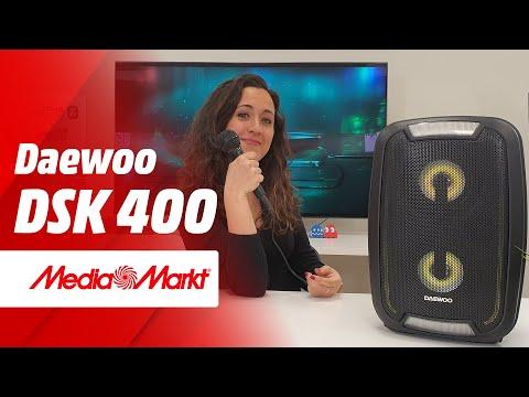 ¡SORTEO y review del DAEWOO DSK 400! Un altavoz con función Karaoke -SORTEO CERRADO-