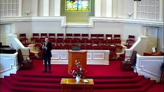 Canton Baptist Church Sermon 2-9-20