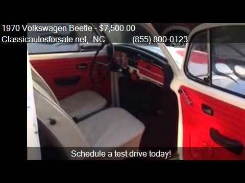 1970 Volkswagen Beetle for sale in Nationwide, NC 27603 at #VNclassics