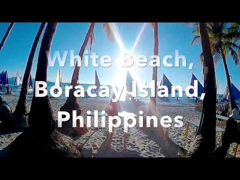 Boracay's White Beach, Philippines