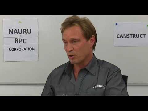 Nauru Media news clip: Commencement of Nauru Regional Processing Centre Corporation (RPCC)