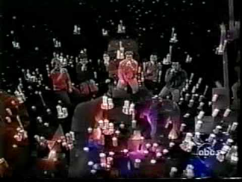 Nsync on the Rosie O'Donnel Show- Loves in our hearts on christmas live