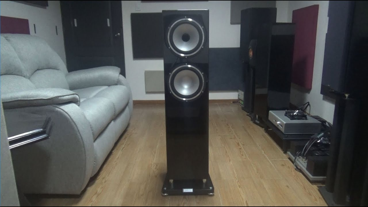 Tannoy XT8F Review Compared to KEF LS50 and Tekton Impact Monitors
