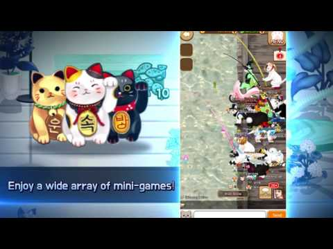 World of Cats - Mobile Game Trailer (iOS & Android)