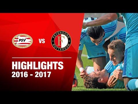Samenvatting PSV - Feyenoord 2016-2017