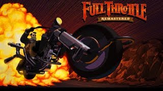 AGDQ 2018 Submission - Full Throttle Remastered Any% by Prolix