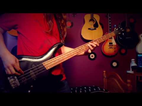 The Mars Volta - Roulette Dares (The Haunt Of) Bass Cover