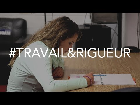 travail et rigueur sport tudes joelle numainville youtube. Black Bedroom Furniture Sets. Home Design Ideas