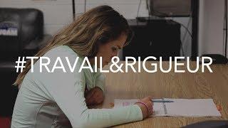 Joëlle Numainville - Travail et rigueur Sport-Études